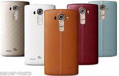 """New LG G4 H815 32GB Hexa-Core (FACTORY UNLOCKED) 5.5"""" QHD , 16MP - Pick a Color"""