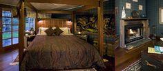 Romantic Getaway on the Oregon Coast - The Timbers Suite http://www.Sandlake Country Inn.com