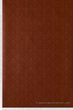 Papier Peint Mini damask rouge - Prestige 2 de Lutèce  | Réf. LTC-SL27569