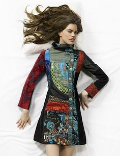 e73fe12c24fda6 The Desigual Experience: Be different with Desigual clothing. Flat OFF on Desigual  clothing at Myntra where you can buy fresh arrivals with Great Discounts.
