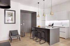 Apartment in Milan by GRAF BÄDER