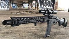 SCR Lower AR-15
