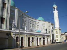 Mesquita Velha, Maputo