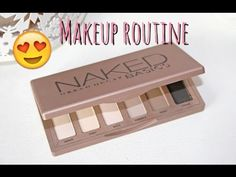 UD Naked Basics 2 Palette Review + Tutorial | Sona Gasparian - YouTube