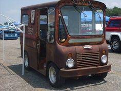 Scottsdale 1961 Jeep Willys Fleetvan Post Office Jeep