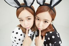 Strawberry Milk (Crayon Pop's ChoA and Way) Reveal Debut Date and Album Tracklist