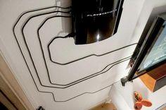 A gente gasta tanto tempo escondendo os cabos de aparelhos eletrônicos, que às vezes isto se transforma numa maratona!         Ma...