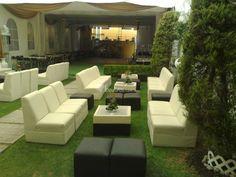 Montaje Lounge Jardín Alejandra