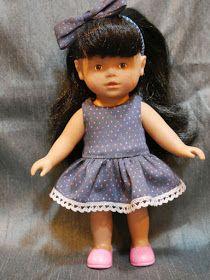 Girls Dresses, Flower Girl Dresses, Summer Dresses, Diy Vetement, Crafts For Kids, Craft Kids, Baby Dolls, Wedding Dresses, Pattern