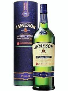 Jameson Irish Whiskey Signature Reserve 40% vol. 1,0 Liter