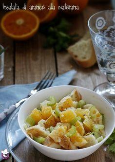 INSALATA DI ARANCE ALLA MATERANA http://blog.giallozafferano.it/sognandoincucina/insalata-di-arance-alla-materana-ricetta-lucana/