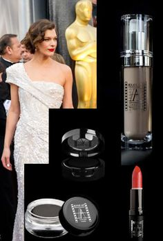 Get Milla Jovovich´s look at the Oscars