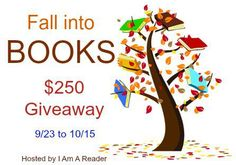 Fall into Books Giveaway