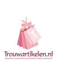 Trouwartikelen.nl is de leukste Weddingshop met een Klantwaardering van 9.0! Trouwartikelen.nl