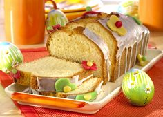 Joghurt-Limitten-Kuchen - Fruchtig und spritzig-frisch: http://www.ichliebebacken.de/rezeptebox/kuchen/joghurt-limetten-kuchen