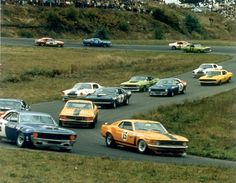 """Pony Wars!"" - Image Gallery - Trans Am America's Road Racing Series Seattle International Raceway"