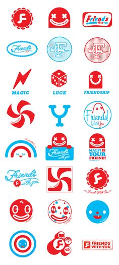 Friends With You - Logos