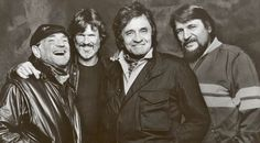 Country Music's Original Bad Boys, The Highwaymen, Give An Unforgettable Performance Of Their Signature Song 'Highwayman'