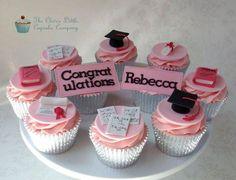 Cupcakes para Formatura // *-*