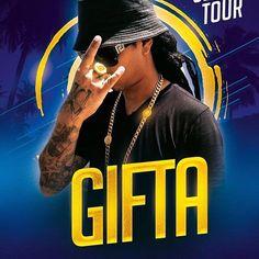 GIFTA DABOSS TOUR J-10  SOYEZ PRÊT  IL DÉBARQUE CHAUD À BORDEAUX POUR ENFLAMMER LE DUPLEX : GIFTA LE 12/11