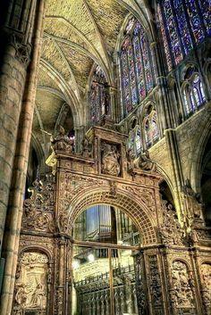 Catedral de León España