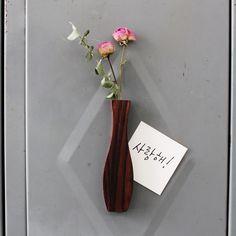 Dry flower wooden vase 드라이플라워 화병 http://m.10x10.co.kr/street/street_brand.asp?makerid=Floresta1