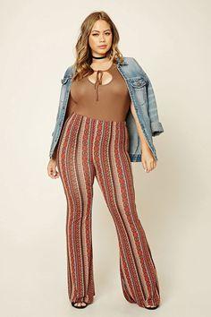 05d4d7a3560599 Boho stripe Bell bottoms/Native American Flare pants/Women leggings/Plus  size bell bottom/Yoga pant/Festival pant/70's clothing/Hippie pants in 2019    70s ...