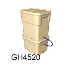 Reservoirs- 21 Gal. Controller System & Float Valve (13 gallon res. / 8 gallon controller)