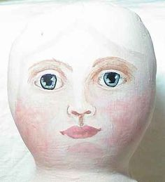 Painting doll faces