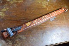 Diddly Bow by Madurobob.  300 year old Eastern Red Cedar