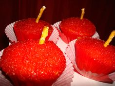 My apple cupcakes... delicious...