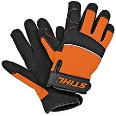 Gr L Neu Numerous In Variety dynamik Vent Stihl Arbeits-handschuhe Carver