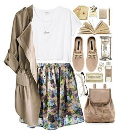 """""""1660.I don't Wanna Go to School"""" by chocolatepumma ❤ liked on Polyvore"""