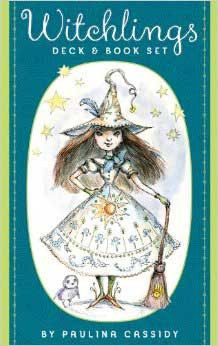 Paulina Cassidy introduces her 40 wonderful Witchlings in this enchanting new deck and book set. The Witchlings share their easy and uplifting spells to help you access your own powerful energy and na