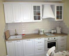 Прямая 2,5 метра кухня