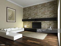 Foto stock : Moderno soggiorno