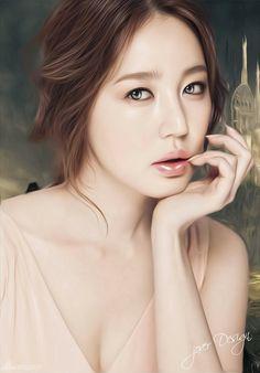 Jover-Design-Yoon eun hye-Korean Digital Art