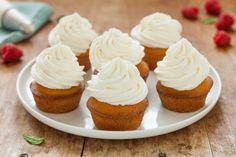 Dessert Oreo, Cap Cake, Mini Cupcakes, Crepes, Ricotta, Yogurt, Muffins, Cooking Recipes, Sweet