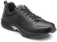 6f1b1af6939d2e Dr. Comfort Men s Winner Plus Black Diabetic Athletic Shoes Review Athletic  Wear