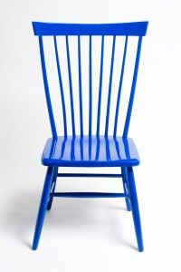 find some inexpensive chair at Goodwill or garage sale and paint it some GORGEOUS color!! Use for outdoor patio