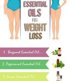 5 Best Essential Oils That Can Help you Lose Weight Fast