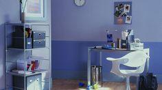 Dulux Valentine lavande bleuet ciel de parme
