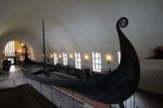 Think Magnus survived on the Viking Ship, Oseberg?