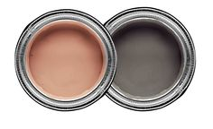 Dulux Colour of the Year 2015 Copper Blush, with Vintage Smoke