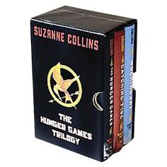 Hunger Games Trilogy-Suzanne Collins