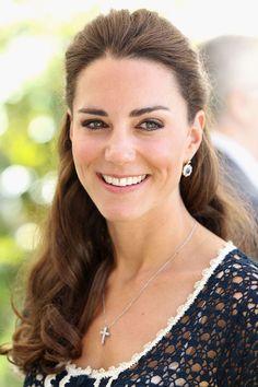 Duchess Of Cambridge Hairstyles | Kate Middleton Hairstyles | British Vogue
