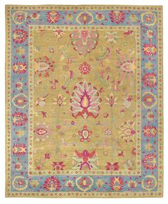 Tufenkian created the modern Tibetan carpet business in North America 25 years ago and continues to set the standards others aspire to. Tufenkian Tibetan carpets are made with the finest natural materials and handcraftsmanship, destined to last a...