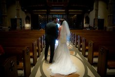 Holy Name Cathedral Chicago wedding photography by Candice C. Cusic