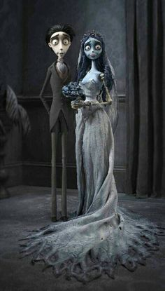 Victor and Emily | Corpse Bride