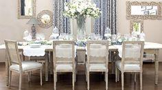 Une salle à manger classique